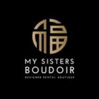 My Sister's Boudoir Designer Dress Hire Perth