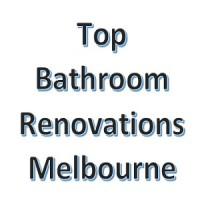 Top Bathroom Renovations Melbourne